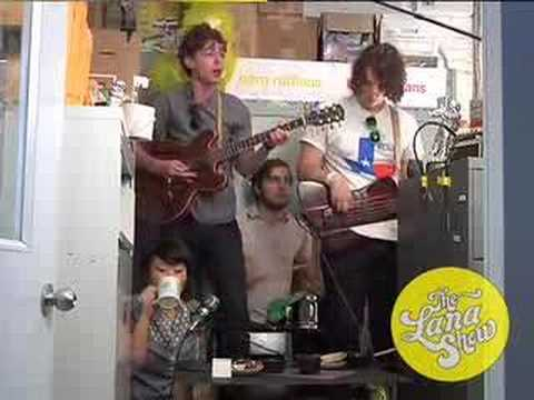 Born Ruffians Perform Live on The Lana Show