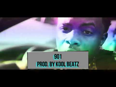 Blocboy JB x Tay Keith x Dee Mula Type Beat - 901 (Prod. by Kool Beatz)