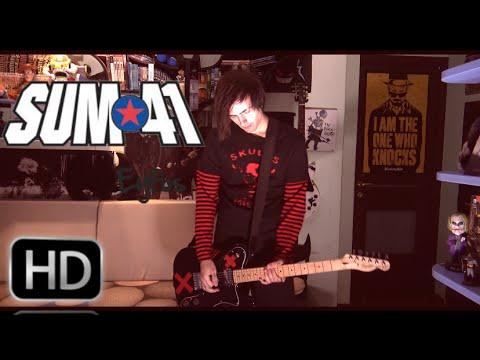 Sum 41 - Fake My Own Death (Guitar Cover HD) by SymonIero