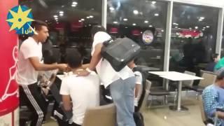 الفيديو : كواليس بعثة الزمالك بمطار القاهرة قبل مواجهة ليوباردز الكونغولي