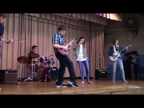 Sweet Child O Mine Cover - Talent Show
