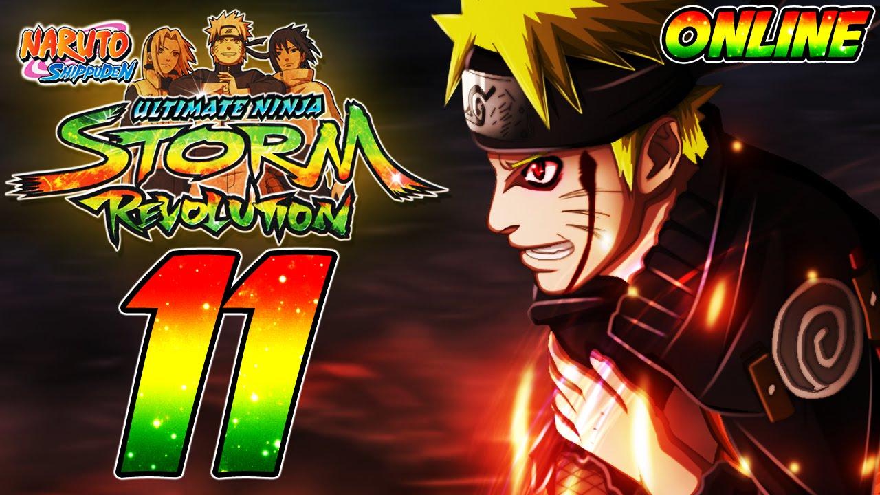 Let's Play Naruto Shippuden: Ultimate Ninja Storm ...