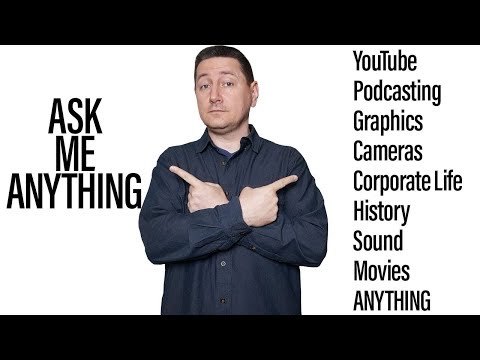 ASK ME ANYTHING - With John