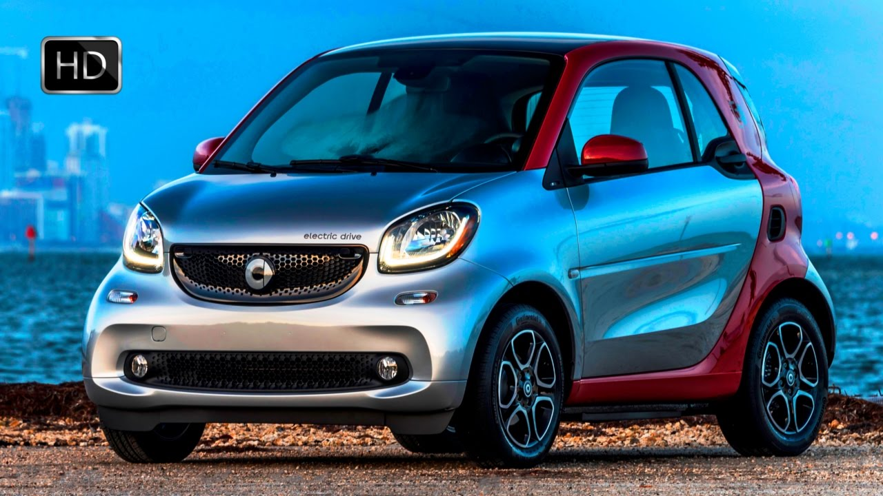 2017 smart fortwo coupe electric drive in red titania grey. Black Bedroom Furniture Sets. Home Design Ideas