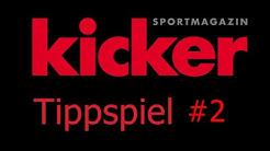 Kicker Tippspiel #2 - Saisonstart