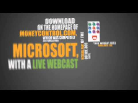 Microsoft Office 365 Tax Calculator 2013 for moneycontrol.com