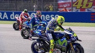 Full race motogp JERES Spanyol 2018 HD