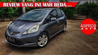 REVIEW SIKIT : HONDA JAZZ RS GE8 M/T TAHUN 2009 By ASPROS AUTO