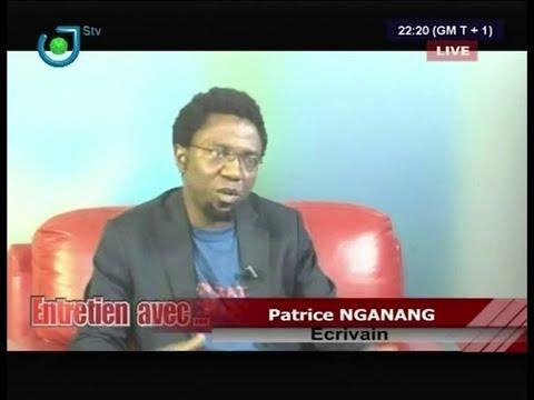 Entretien Avec ... (Patrice NGANANG) -Jeudi 07 Juillet 2016 - Présentation : DIPITA TONGO