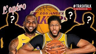 Lakers : comment entourer LeBron James et Anthony Davis ?