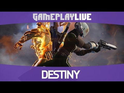 Destiny: Osiride/Stendardo - Live Streaming Everyeye.it