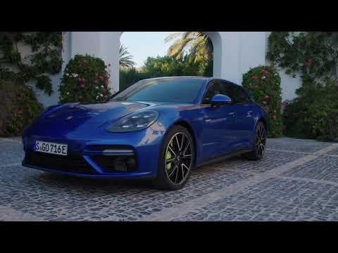 NEW 2019 Porsche Panamera Turbo Hybrid Sport Turismo - Walkaround HARD SOUND