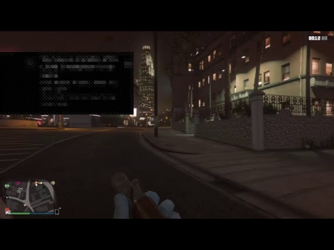 Grand Theft Auto V : SPARTAN II Project Majounair [PS4] {ENG}