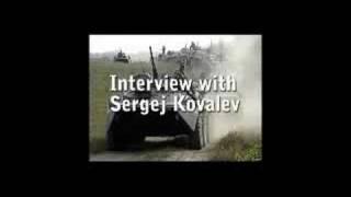 Интервью́ c Ковалёвым part three-to be continued