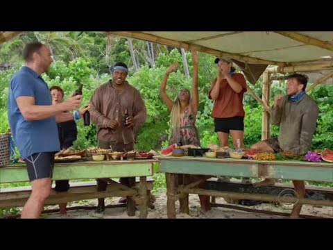Survivor Island of the Idols: Episode 8 Preview/Final Words (MERGE)