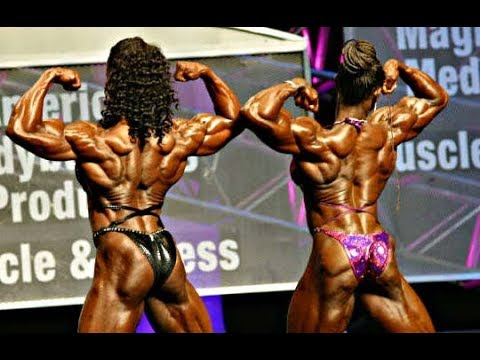 The Ultimate Women's Bodybuilding Contest