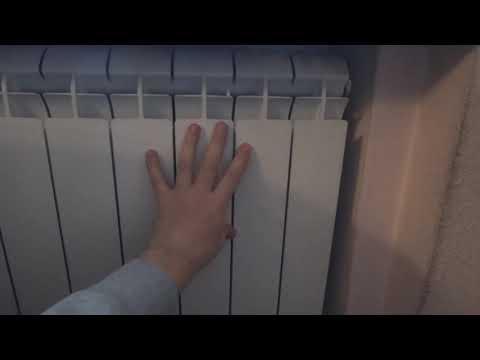 Как утеплить дом   батареи отопления   Тепло в зимние холода  #утеплятьдом #edblack