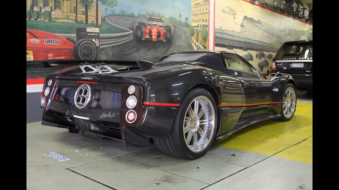 100 ideas pagani zonda f clubsport on evadete pagani zonda f clubsport roadster in monaco startup revs vanachro Gallery