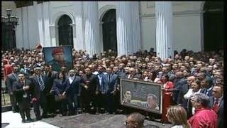Controversial Venezuela assembly begins first session thumbnail