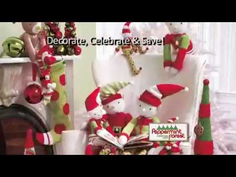 Decorate, Celebrate & Save at Peppermint Forest Christmas Shop ...