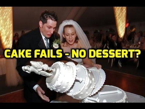 Epic Cake Fails No Dessert Youtube