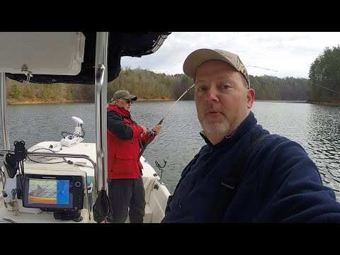 Heavy Fish Day @ Carters Lake 12-27-2019{Featuring Scott & Ron Burnette}