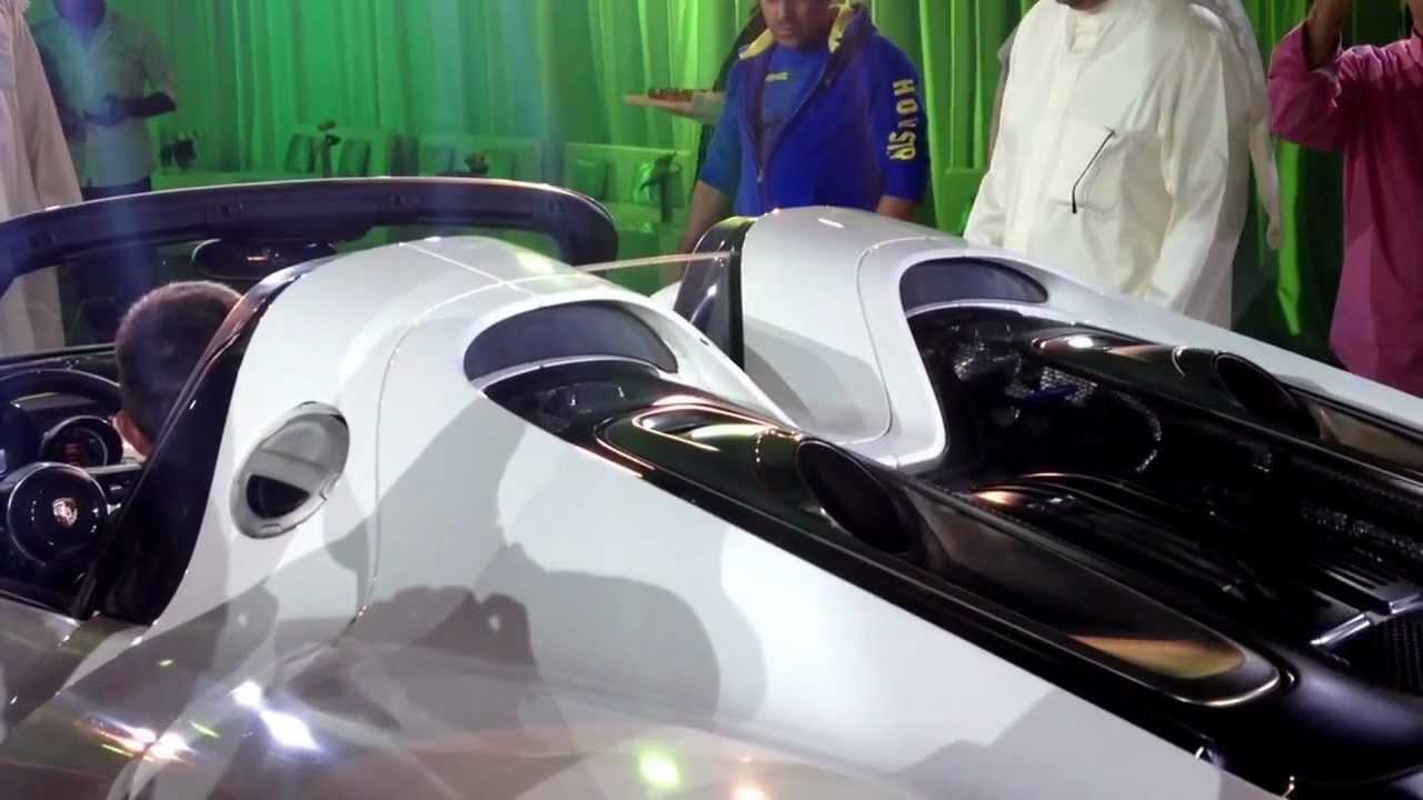 Capristo Lamborghini Aventador Flames Youtube Porsche 918 Spyder