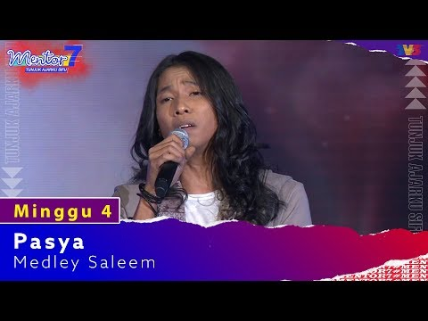 Pasya - Medley Saleem   Minggu 4   #Mentor7