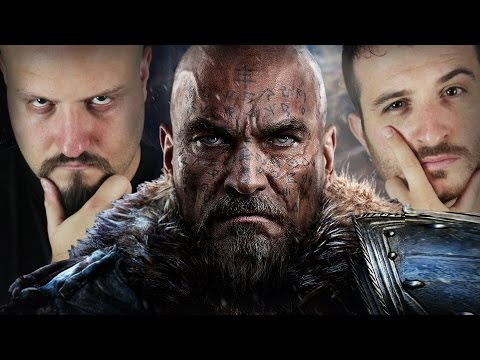 LORDS OF THE FALLEN: IL NIPOTINO DI DARK SOULS