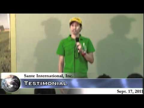 Sante Pure Barley -- Colon Cancer Survivor Testimony .mp4