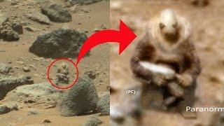 Những Thứ Kỳ Lạ Được Tìm Thấy Trên Sao Hỏa – Phần 2