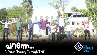 'Paranne' -A dance journey through our college | Class of 2013 MBBS | Trivandrum Medical College