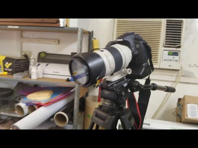 Project Odin Camera Setup