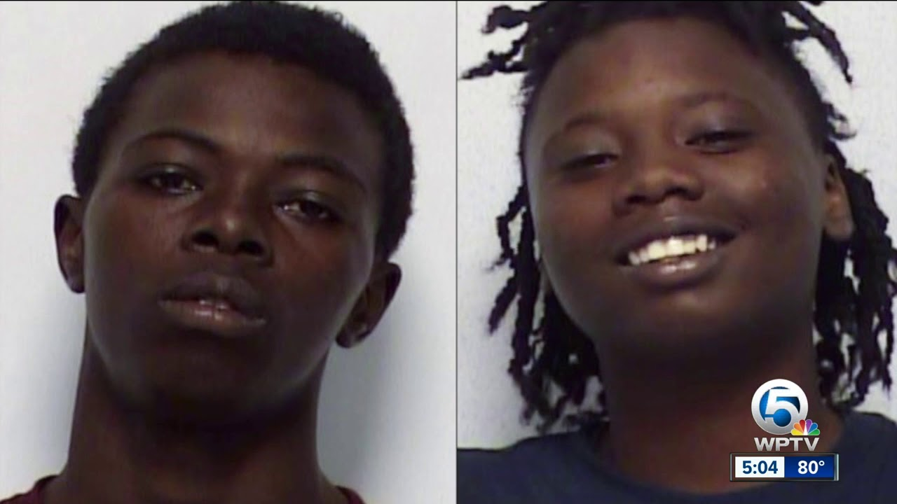 Brother Sister Arrested In Fort Pierce Home Invasion Homicide
