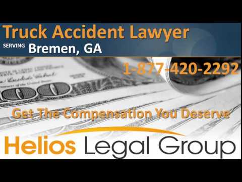 Bremen Truck Accident Lawyer & Attorney - Georgia