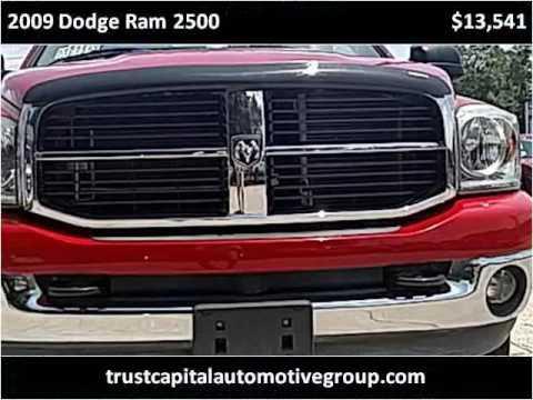 2009 Dodge Ram 2500 Used Cars McDonough GA
