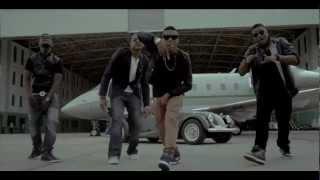 Download OFFICIAL Video!! E.M.E Feat. WizKid, Skales & Banky W. - Baddest Boy