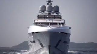 Galactica Star Heesen Yachts
