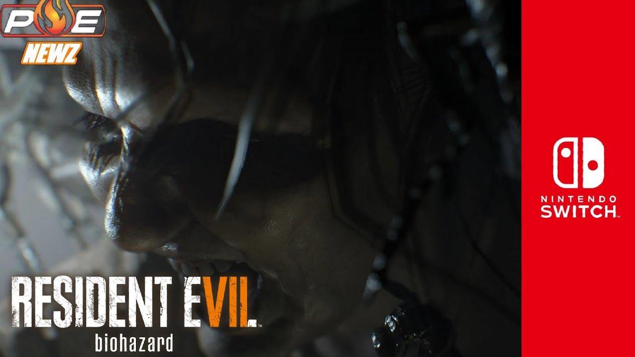 Nintendo Switch Resident Evil 7 With Vr The Misconception Of