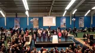 10.48pm Declaration of result for Houghton and Sunderland South Parliamentary Constituency #GE2015