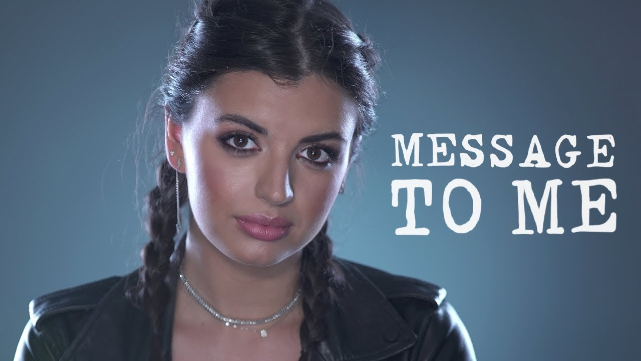 'Friday' singer Rebecca Black has a message for her younger self