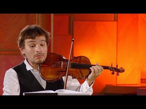 Alexandru Tomescu şi Răzvan Stoica - 8 Humoresques, Op.101 de Antonín Dvořák (@Duo Stradivarius)