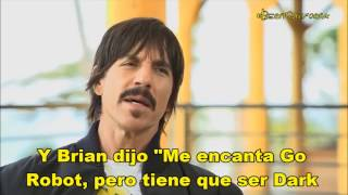 Red Hot Chili Peppers - Comentarios sobre The Getaway (Subtitulado) Parte 1