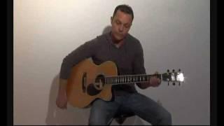 comment jouer Stirling bridge à la guitare par Toussaint Montera sur le DVD ghitare & Canzone vol 3