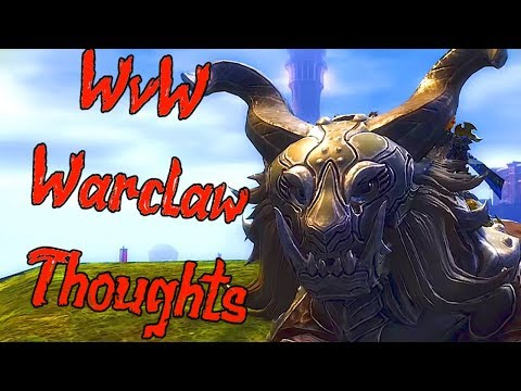 Guild Wars 2 - WvW Warclaw Triggering! l Discussion l thumbnail