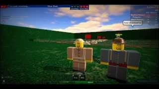 ROBLOX Game Reviews: WWI Trench Warfare