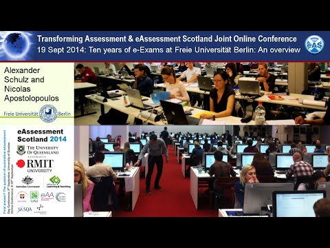10 Years of e-Exams at Freie Universität Berlin: an Overview