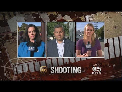 UPS Employee Shoots Co-Workers In San Francisco; 4 Dead, 2 Wounded