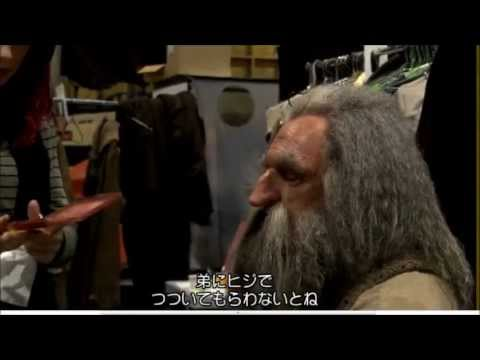 The Hobbit: Behind the s  Glóin and Óin