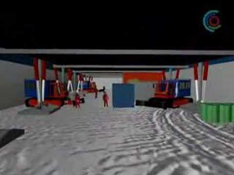 Антарктическая станция Neumayer III
